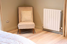 Radiator Heating
